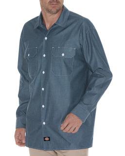 WL509 Ls Chambray Shirt