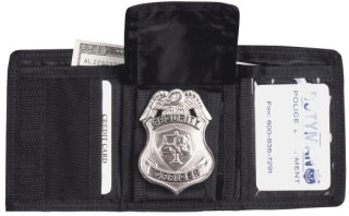 Hou Nylon Wallet-
