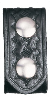 "1-1/4"" Basket Weave Single Keeper-Dutyman"