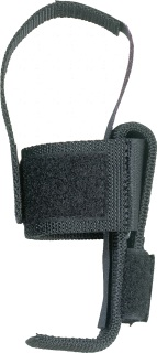 Steel Base Nylon Radio Holder-Dutyman