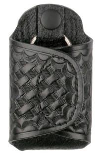 Silent Key Holder Basket Weave