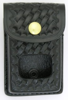 Alarm Box Holder - Basket Weave