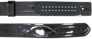 """2-1/4"""" Sam Brown Clarino Hook & Loop Buckleless Belt"""