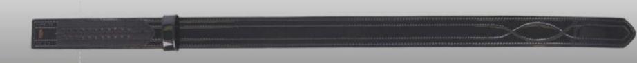"""2-1/4"""" Sam Brown Clarino Hook & Loop Buckleless Belt-"""