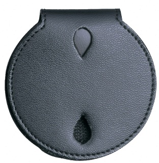 5306 Round Badge Holder-Dutyman