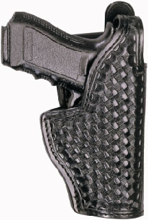 Mid Ride (Jacket Slot) Holster - Basket Weave - G20/21-Dutyman