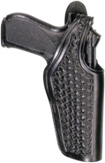 High Rise Economy Holster - Basket Weave-Dutyman
