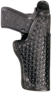 Mid Ride (Jacket Slot) Holster - Basket Weave - B92-