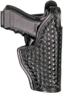 Mid Ride (Jacket Slot) Holster - Basket Weave - G17/19-Dutyman