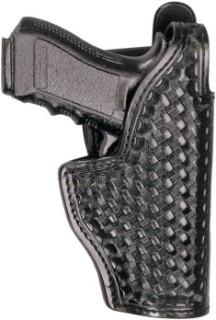 Mid Ride (Jacket Slot) Holster - Basket Weave - G17/19-