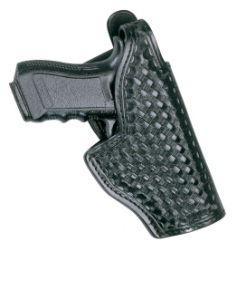 Mid Ride (Jacket Slot) Holster - Clarino - G17/19-Dutyman