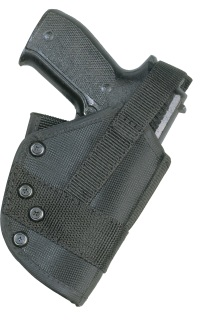 Ballistic Nylon Holster - SIG226-Dutyman