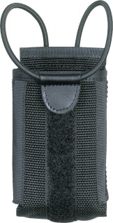 Ballistic Nylon Swivel Radio Holder