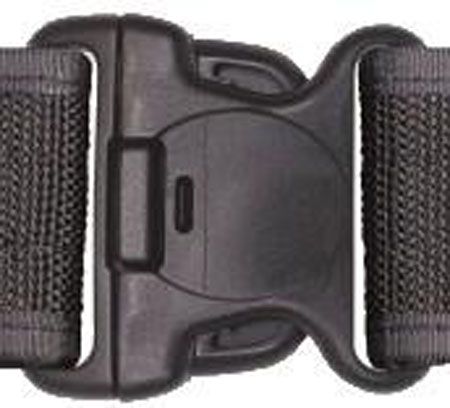 "2-1/4"" Nylon Belt Buckle-"