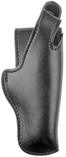 7511 Mid Ride (Jacket Slot) Revolver Holster - Plain-Dutyman