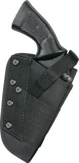 Ballistic Nylon Revolver Holster - S&W 686-Dutyman