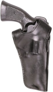 7611 Mid Ride (Jacket Slot) Revolver Holster - Plain