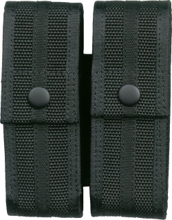 Ballistic Nylon Double Mag. Holder-