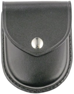 Rounded Bottom Closed Single Cuff Case - Plain