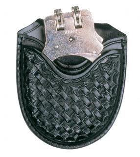 Single Open Cuff Case - Basket Weave-