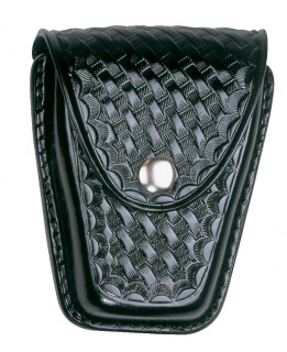 Double Closed Cuff Case - Basket Weave-Dutyman
