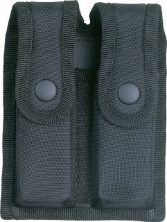 Contour Nylon Double Magazine Holder-Dutyman