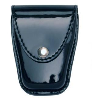 Leather Closed Standard Single Cuff Case - Clarino