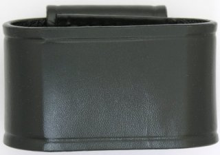 Leather Radio Holder for Motorola™ HT1000 - Plain-Dutyman