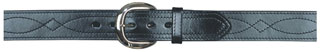 "1-3/4"" Holster Belt - Black-"