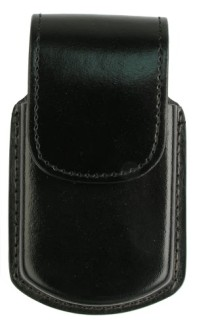 Leather Universal Cell Phone Holder (Motorola RAZR™ Phones) - Plain-Dutyman