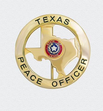 Texas Peace Officer Round with State