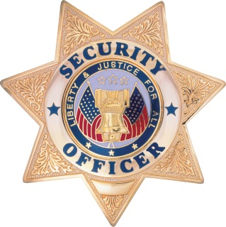 Security Officer / 7 Point Star-Dutyman