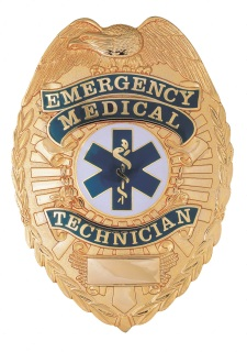 Emergency Medical Technician Shield