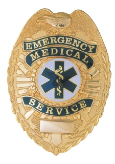 Emergency Medical Service Shield-Dutyman