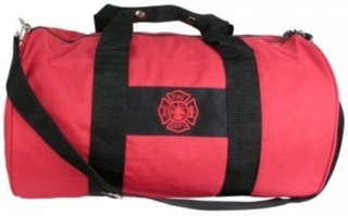 Fire Fighter Barrel Bag-