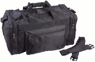 Ballistic Nylon Gear Bag-