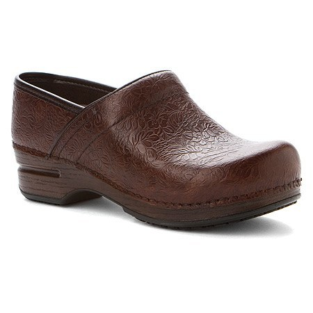 Pro XP - Brown Floral Tooled-Dansko