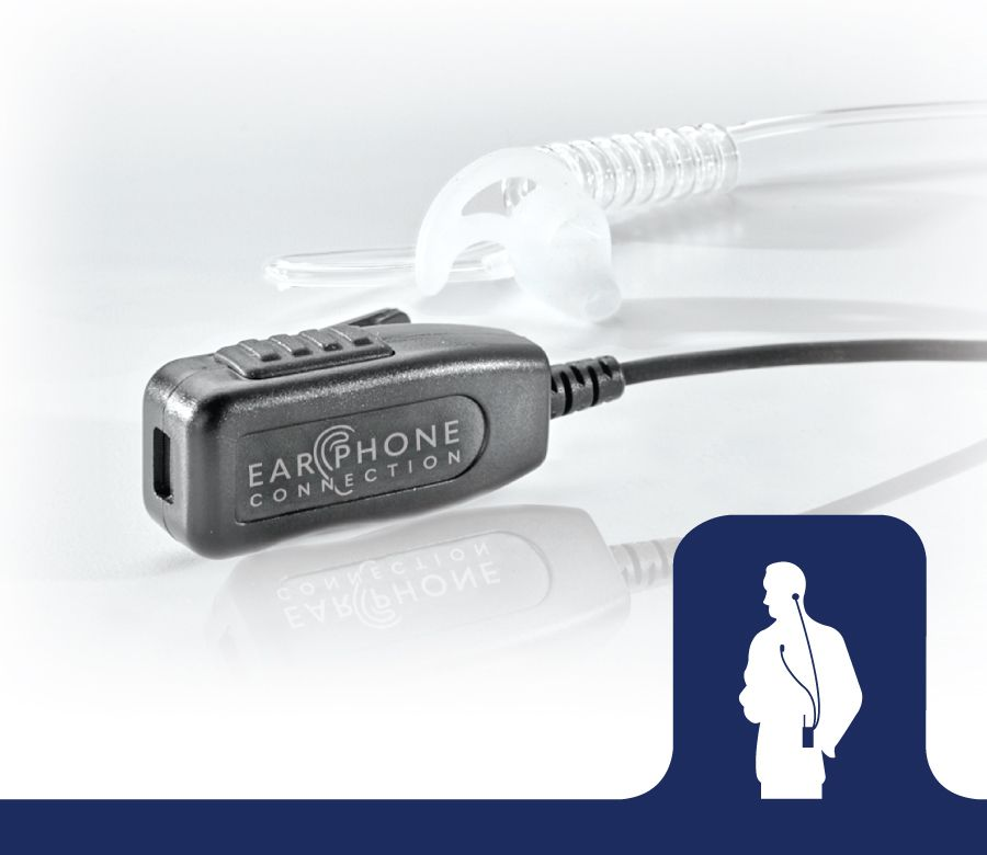 EP4035_Hardwired Cougar 2-Wire Professional Kit-Ear Phone Connection