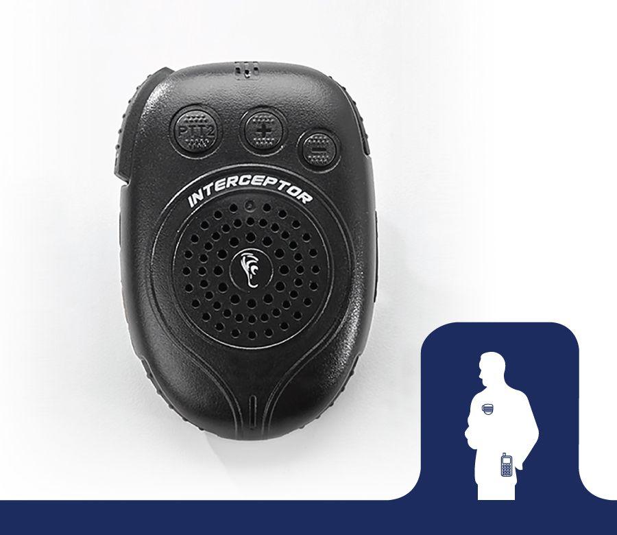 Interceptor 11_Interceptor Bluetooth Speaker Microphone-