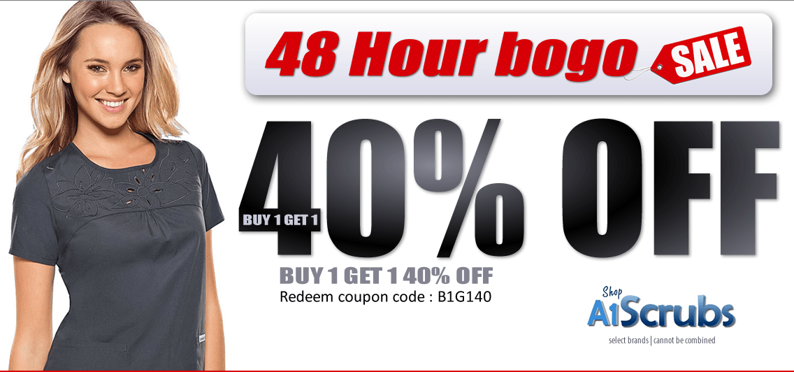 buy one get on 40% off - 48 hour sale!