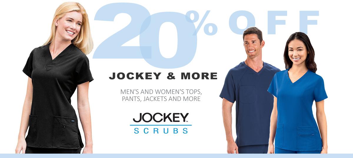jockey scrubs