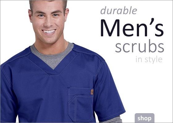 Top Men's Medical Scrubs