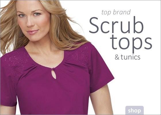 scrub tops