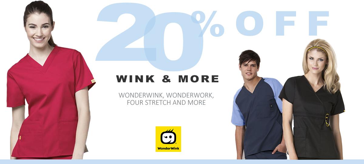 wink scrubs