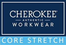 AUTHENTIC CHEROKEE WORKWEAR CORE STRETCH SCRUBS