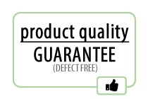 product quality guarantee