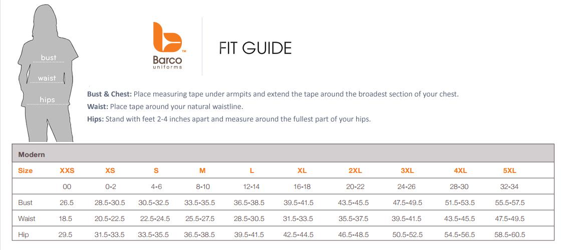 Z - Barco One 4 Pocket Sport Wellness Scrub Top