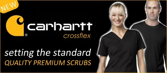 carhartt medical scrubs