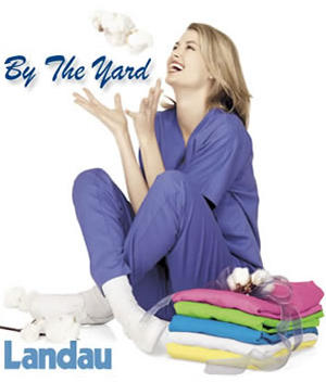 Landau fabric-Landau