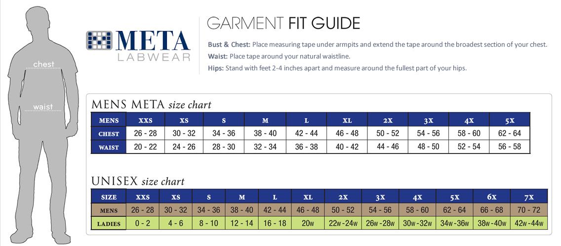 "30"" Meta Men's 7 Pocket iPad Consultation Coat - 739 011"
